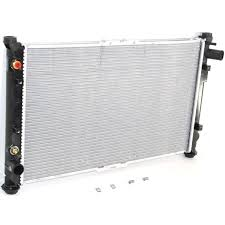 radiator for 95 02 mazda millenia 2 5l 1 row ebay