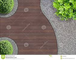 Curved Garden Wall by Curved Garden Detail Stock Photo Image 44068956