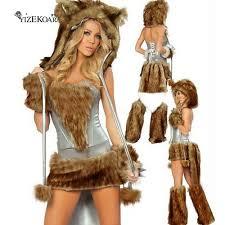 halloween wolf costume online get cheap fox costume aliexpress com alibaba group