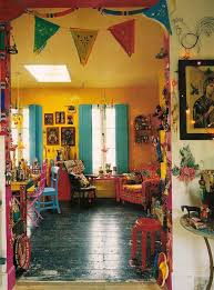 Best  Mexican Style Decor Ideas On Pinterest Mexican Style - Colorful home interior design