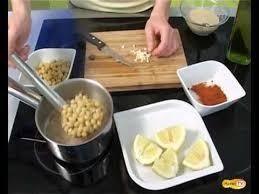 cuisine libanaise facile recette houmous libanais facile