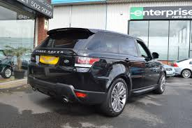 land rover used for sale used land rover range rover sport 3 0 sdv6 hse dynamic 5dr auto 7