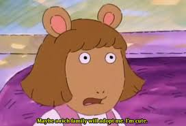 Arthur Dw Meme - 15 signs dw from arthur is actually your spirit animal