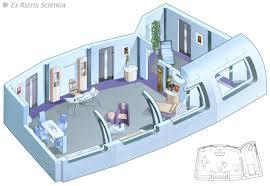 Uss Enterprise Floor Plan by Captain Janeway U0027s Quarters U S S Voyager On Board Pinterest