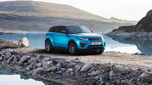 range rover evoque land rover land rover evoque landmark edition celebrates cuv u0027s huge success