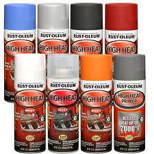 Heat Reflective Spray Paint - rust oleum home paint u0026 varnish ebay
