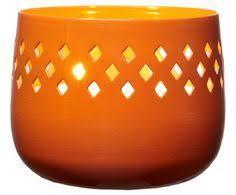 Citronella scented candles