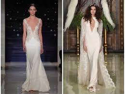 blush wedding dress trend trend alert 15 stunning bridal trends for 2016