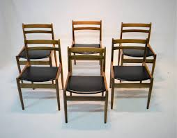 Vintage Outdoor Folding Chairs Vintage Dining Chairs By Jos De Mey For Van Den Berghe Pauvers