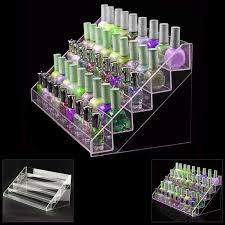 5 rack nail polish acrylic display stand u2013 comxuk