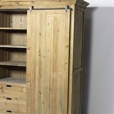 armoire de cuisine en pin meuble central de cuisine 6 meuble de metiers 15 tiroirs en bois