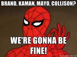 Spider Man Meme Generator - the mavericks season as told by 1960s spider man memes mavs moneyball
