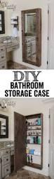 Bathroom Storage Cabinet Ideas by Storage Cabinets Tall Bathroom Storage Cabinets Pictured Left
