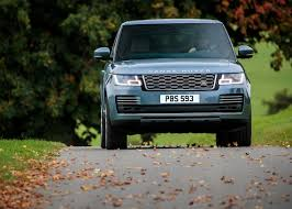 land rover chrome new range rover silent luxury