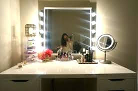 hollywood makeup mirror with lights awesome hollywood vanity mirror with lights and makeup mirror with