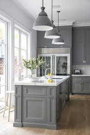 Mixed Wood Kitchen Cabinets Kitchen Beautiful Grey And White Cupboards Cream Kitchen