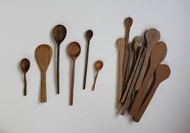 Carving Wooden Kitchen Utensils by Diy Hand Carved Wooden Spoons 9 Steps With Pictures