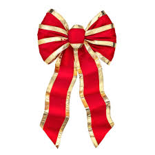 christmas bows for sale christmas bows 18 x 35 7 loop wired velvet gold christmas