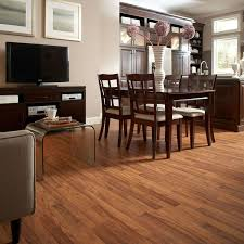 Lowes Com Laminate Flooring Shop Allen Roth 7 96 In W X 3 97 Ft L Toasted Embossed Laminate