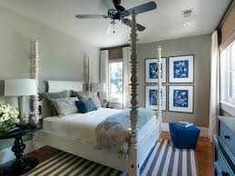 How To Decorate A Guest Bedroom - bedroom cozy guest bedroom design with rustic canopy bed frame