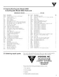 page 5 of ardisam drill 8900 user guide manualsonline com