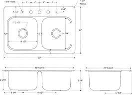 average size kitchen island average size of kitchen sink sink size for kitchen opal size