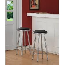 Metal Swivel Bar Stool Stylish Contemporary Metal Counter Stools