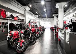 dealership nyc york business view ducati triumph soho