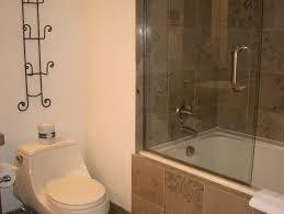 shower pleasant shower tub enclosure ideas shining bathtub