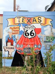 deco route 66 route 66 day 6 oklahoma city to shamrock salty canary