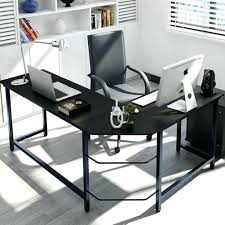 Corner Computer Desk With Hutch White Home Office White Corner Computer Desk Felix Techieblogie Info