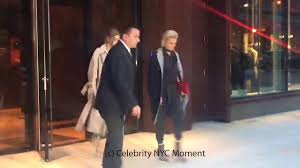 yolanda foster is the master cleanse gigi hadid and mom yolanda hadid head out to dinner in nyc youtube