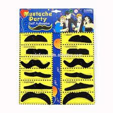modelling style sale artificial paper fake mustache glasses