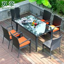 Outdoor Furniture Balcony by China Rattan Patio Furniture China Rattan Patio Furniture