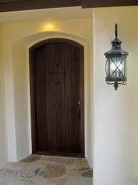 Speakeasy Style Front Door