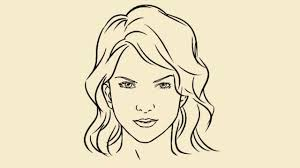 simple face sketches for beginners simple face sketches how to