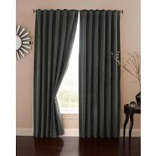 Lined Grey Curtains Ergonomic Charcoal Grey Curtains 112 Charcoal Grey Blackout