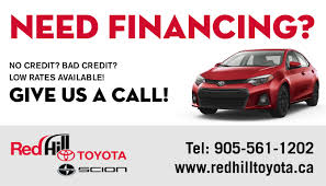 toyota credit loan fix my credit red hill toyota