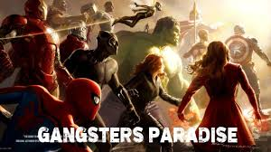 movie for gangster paradise infinity war gangsta s paradise youtube