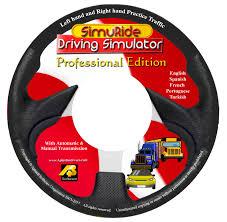 simuride pe professional driving simulator software u0026 hardware