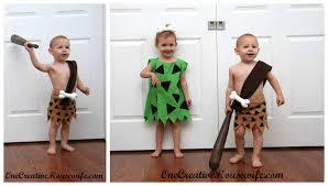 Pebbles Halloween Costume Creative Housewife Homemade Halloween Costumes