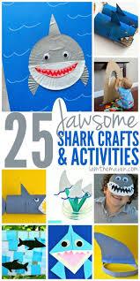 best 25 shark craft ideas on pinterest ocean crafts shark week