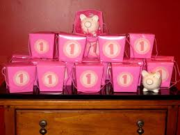 piggy bank party favors adelaide s birthday favors birthdays and party favors