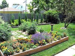 how to decorate small garden wonderful landscape gardens plus plan