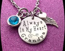personalized memorial necklace personalized memorial jewelry gifts gallery of jewelry