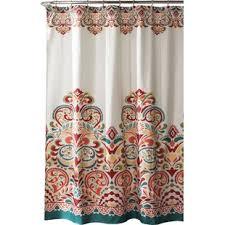 Orange Shower Curtains Shower Curtains Joss