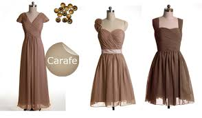 6 fall wedding color combinations u0026 bridesmaid dresses trends