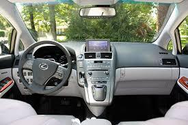 2010 lexus hs 250h 2010 hs 250h dash