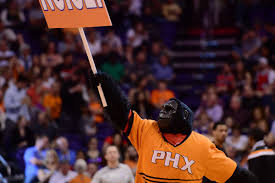phoenix suns wish fans a happy halloween bright side of the sun