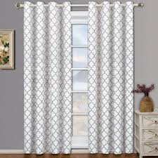 Long Curtains 120 Curtains Inches Long Moonbay Narrow Stripe Grommet Cotton Extra